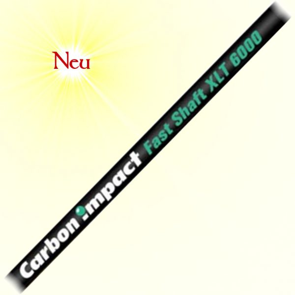 Carbon Impact Fast Shaft XLT Green
