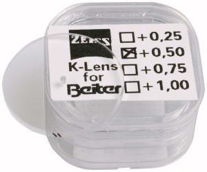 Beiter Linse 29 mit Bohrung (K-lens)