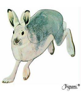 Weisser Hase
