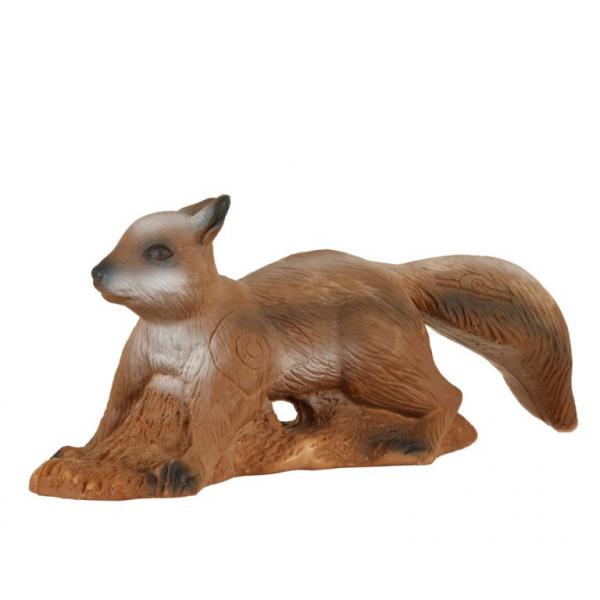 Eichhörnchen laufend