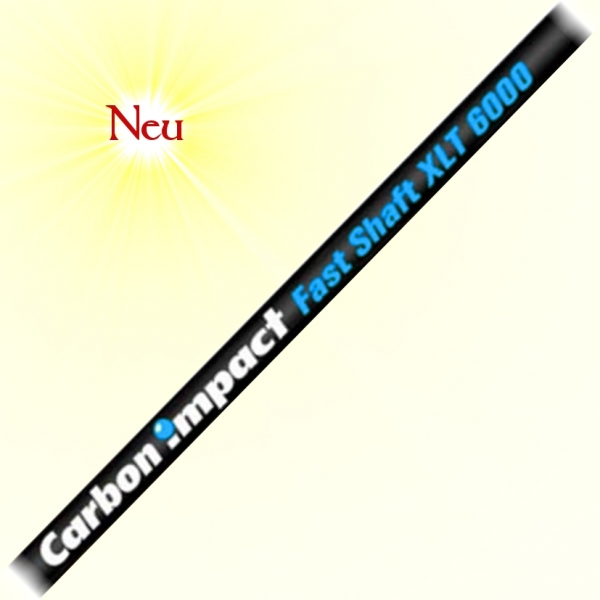 Carbon Impact Fast Shaft XLT Blue