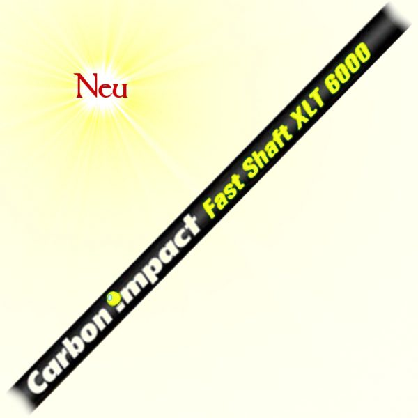 Carbon Impact Fast Shaft XLT Yellow